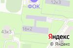 Схема проезда до компании Средняя общеобразовательная школа №904 с дошкольным отделением в Москве