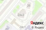 Схема проезда до компании Сертификация и экспертиза в Москве