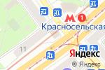 Схема проезда до компании Гофупак в Москве