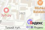 Схема проезда до компании ОФИС ПРЕМЬЕР в Москве