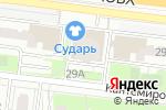 Схема проезда до компании КДВ-клуб в Москве