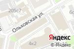 Схема проезда до компании МетроПолис в Москве