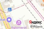 Схема проезда до компании Домострой в Москве
