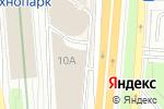 Схема проезда до компании Accessparts.ru в Москве