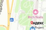 Схема проезда до компании ПРОСТОЦВЕТЫ в Москве