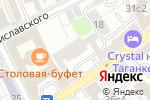 Схема проезда до компании Вустер Хаунд в Москве