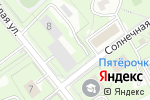 Схема проезда до компании Волшебная сила в Москве
