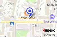 Схема проезда до компании АРХИТЕКТУРНО-ПРОЕКТНАЯ ФИРМА КАМИЧКО в Москве