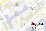 Схема проезда до компании СШОР по зимним видам спорта в Москве