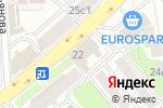 Схема проезда до компании КБ Межрегиональный почтовый банк в Москве