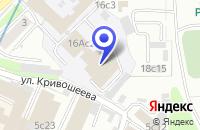 Схема проезда до компании НАУЧНО-ИССЛЕДОВАТЕЛЬСКИЙ ИНСТИТУТ РАДИО (НИИР) в Москве