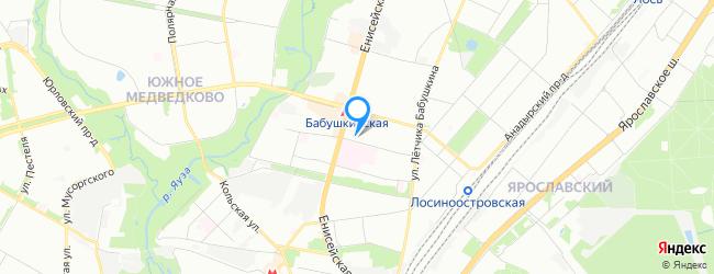 район Бабушкинский