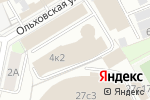 Схема проезда до компании Национальная управляющая компания в Москве