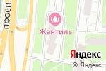 Схема проезда до компании Цветочный пассаж в Москве