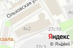 Схема проезда до компании Nabazu.ru в Москве