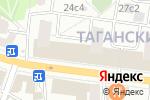 Схема проезда до компании Первая Оптическая Компания в Москве