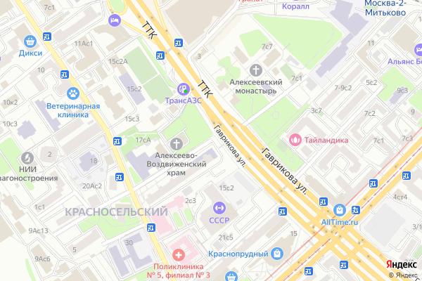 Ремонт телевизоров 2 й Красносельский переулок на яндекс карте