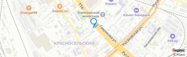переулок Красносельский 2-й