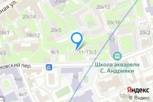 Комната в двухкомнатной квартире в Москве м. Курская, Гороховский переулок, 11-13