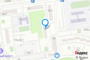 Снять однокомнатную квартиру в Москве Радужная ул., 9к2