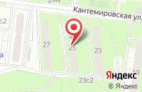 Схема проезда до компании Баско в Москве