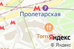 Схема проезда до компании КлаудБух в Москве