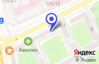 Схема проезда до компании МОЛОДЕЖНО-ТВОРЧЕСКИЙ КЛУБ СВЯТОГОР в Москве