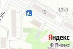 Схема проезда до компании Чудесное место в Москве
