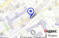 Схема проезда до компании ПО ТЯЖЕЛОЙ АТЛЕТИКЕ ДЮСШОР в Москве