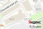 Схема проезда до компании Ли Вест в Москве