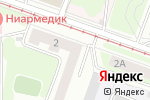 Схема проезда до компании Сбербанк в Москве