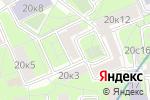 Схема проезда до компании Клуб велотуристов в Москве