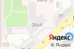 Схема проезда до компании Консультативно-спинальный лечебный центр в Москве