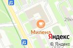 Схема проезда до компании 4notebook.ru в Москве