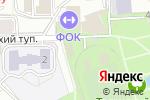Схема проезда до компании iFreestyle в Москве