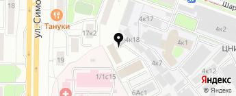 Алло-Гараж на карте Москвы