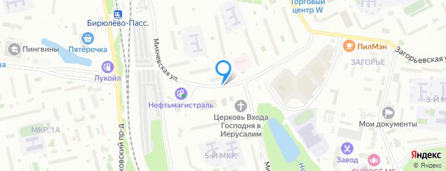 Михневская улица