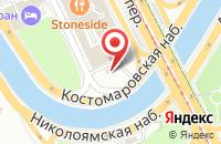 Схема проезда до компании Спец-Принт в Москве