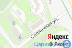 Схема проезда до компании Caramel в Москве