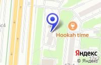 Схема проезда до компании ПРОМТРАНСАВТО в Москве