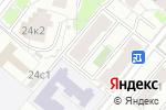 Схема проезда до компании Security Guard в Москве