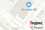 Схема проезда до компании UNIVEREST в Москве