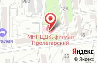 Схема проезда до компании Гарантсервис в Москве