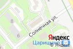 Схема проезда до компании Инстрой АГ в Москве