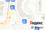 Схема проезда до компании КБ Росинтербанк в Москве
