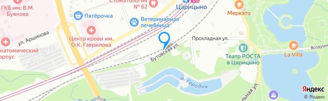 Бутовская улица