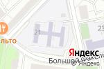 Схема проезда до компании Детский сад №2556 в Москве