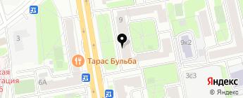 ОСКАР-БРЕНД на карте Москвы