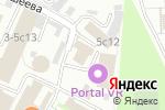 Схема проезда до компании АРМА в Москве