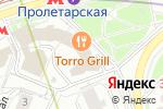 Схема проезда до компании luxshoping.ru в Москве